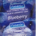 Презерватив Pasante Blueberry