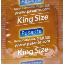 Презерватив Pasante King Size-довші і ширші