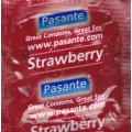Презерватив Pasante Strawberry